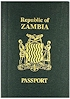 Zambian Passport