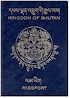 Bhutanese Passport