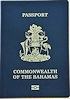 Bahamian Passport