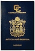 Antigua and Barbuda Passport