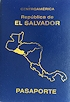 El Salvador Passport