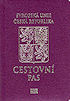 Czech Passport