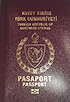 Northern Cypriot Passport