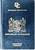 Surinamese Passport